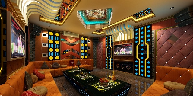 Phòng karaoke dạng mini bar đang rất được nhiều người quan tâm