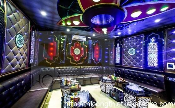 Thiết kế thi công phòng karaoke quận 9 TPHCM