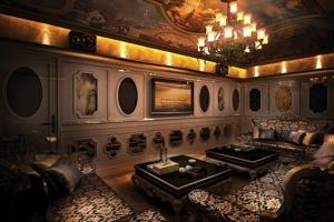 Thiết kế nội thất phòng karaoke tại tphcm