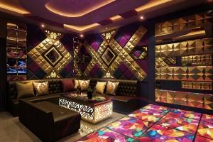 Thiết kế nội thất phòng karaoke tại đà nẵng