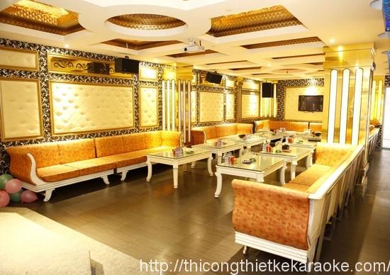 Một số mẫu thiết kế phòng karaoke được thực hiện bởi Art Deco