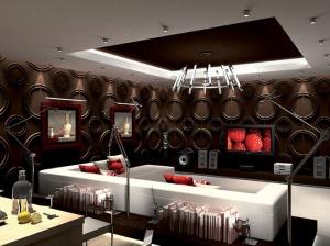 Thiết kế nội thất phòng karaoke tại hà nội