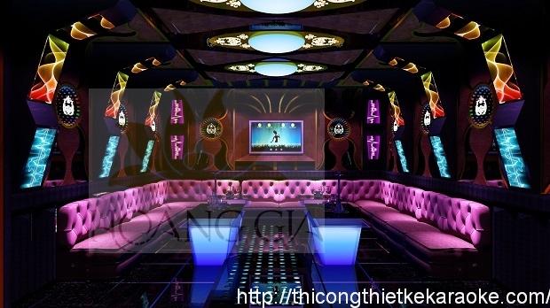 Hướng dẫn trang trí phòng karaoke độc đáo, ấn tượng