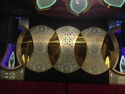 Thi Công Bar