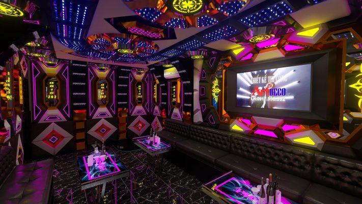 Dự toán chi phí làm một phòng hát karaoke gia đình